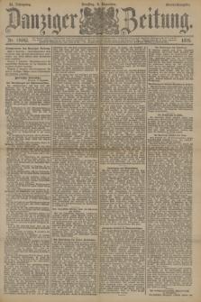 Danziger Zeitung. Jg.33, Nr. 18643 (9 Dezember 1890) - Abend-Ausgabe. + dod.
