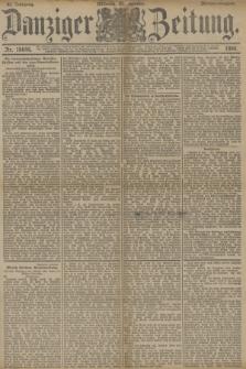 Danziger Zeitung. Jg.33, Nr. 18644 (10 Dezember 1890) - Morgen-Ausgabe.