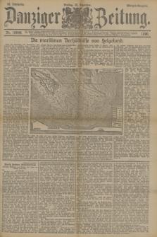 Danziger Zeitung. Jg.33, Nr. 18648 (12 Dezember 1890) - Morgen-Ausgabe.