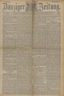 Danziger Zeitung. Jg.33, Nr. 18671 (27 Dezember 1890) - Abend-Ausgabe. + dod.