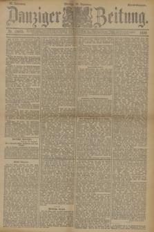 Danziger Zeitung. Jg.33, Nr. 18673 (29 Dezember 1890) - Abend-Ausgabe.