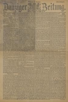 Danziger Zeitung. Jg.33, Nr. 18677 (31 Dezember 1890) - Abend-Ausgabe.