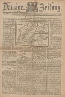 Danziger Zeitung. Jg.34, Nr. 19130 (29 September 1891) - Morgen-Ausgabe.