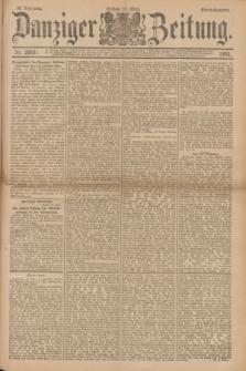 Danziger Zeitung. Jg.36, Nr. 20031 (17 März 1893) - Abend-Ausgabe. + dod.