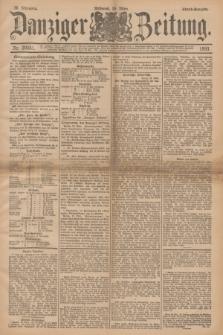 Danziger Zeitung. Jg.36, Nr. 20051 (29 März 1893) - Abend-Ausgabe. + dod.