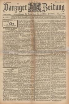 Danziger Zeitung : General-Anzeiger für Danzig sowie die nordöstlichen Provinzen. Jg.38, Nr. 21217 (26 Februar 1895) - Morgen-Ausgabe.