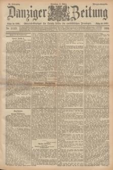 Danziger Zeitung : General-Anzeiger für Danzig sowie die nordöstlichen Provinzen. Jg.38, Nr. 21227 (3 März 1895) - (Morgen-Ausgabe.) + dod.