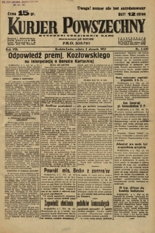 Kurjer Powszechny. 1935, nr5
