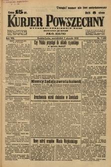 Kurjer Powszechny. 1935, nr7