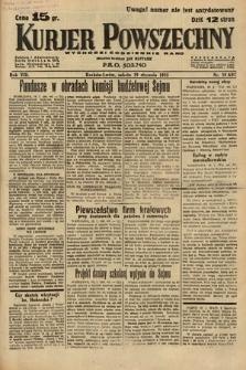 Kurjer Powszechny. 1935, nr19