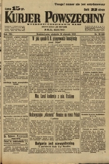 Kurjer Powszechny. 1935, nr20