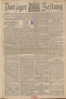 Danziger Zeitung : General-Anzeiger für Danzig sowie die nordöstlichen Provinzen. Jg.40, Nr. 22957 (1 Januar 1898) - Morgen-Ausgabe. + dod.