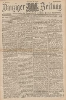Danziger Zeitung : General-Anzeiger für Danzig sowie die nordöstlichen Provinzen. Jg.40, Nr. 22968 (8 Januar 1898) - Abend-Ausgabe. + dod.