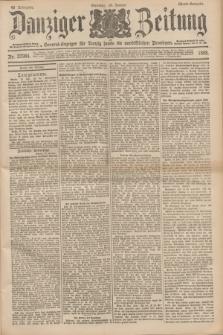 Danziger Zeitung : General-Anzeiger für Danzig sowie die nordöstlichen Provinzen. Jg.40, Nr. 22984 (18 Januar 1898) - Abend-Ausgabe. + dod.