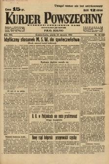 Kurjer Powszechny. 1935, nr25
