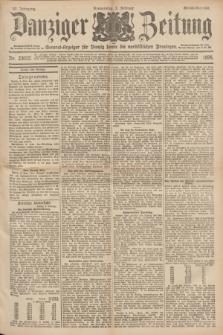 Danziger Zeitung : General-Anzeiger für Danzig sowie die nordöstlichen Provinzen. Jg.40, Nr. 23012 (3 Februar 1898) - Abend-Ausgabe. + dod.