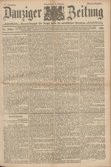 Danziger Zeitung : General-Anzeiger für Danzig sowie die nordöstlichen Provinzen. Jg.40, Nr. 23015 (5 Februar 1898) - Morgen-Ausgabe.