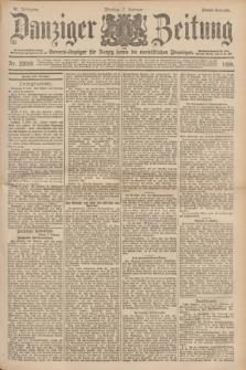 Danziger Zeitung : General-Anzeiger für Danzig sowie die nordöstlichen Provinzen. Jg.40, Nr. 23018 (7 Februar 1898) - Abend-Ausgabe. + dod.