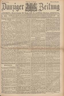 Danziger Zeitung : General-Anzeiger für Danzig sowie die nordöstlichen Provinzen. Jg.40, Nr. 23021 (9 Februar 1898) - Morgen-Ausgabe.