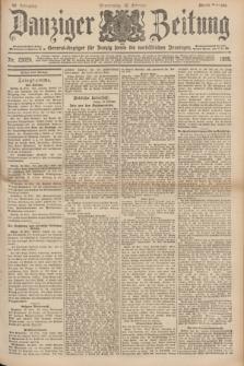 Danziger Zeitung : General-Anzeiger für Danzig sowie die nordöstlichen Provinzen. Jg.40, Nr. 23024 (10 Februar 1898) - Abend-Ausgabe. + dod.