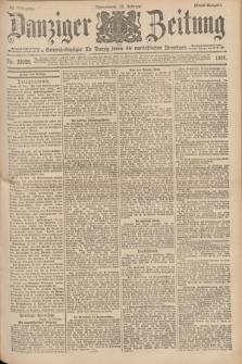 Danziger Zeitung : General-Anzeiger für Danzig sowie die nordöstlichen Provinzen. Jg.40, Nr. 23028 (12 Februar 1898) - Abend-Ausgabe. + dod.
