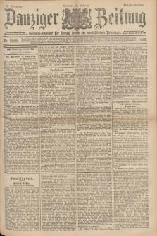 Danziger Zeitung : General-Anzeiger für Danzig sowie die nordöstlichen Provinzen. Jg.40, Nr. 23029 (13 Februar 1898) - Morgen-Ausgabe. + dod.