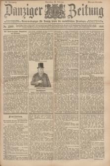 Danziger Zeitung : General-Anzeiger für Danzig sowie die nordöstlichen Provinzen. Jg.40, Nr. 23031 (15 Februar 1898) - Morgen-Ausgabe.
