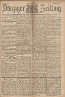 Danziger Zeitung : General-Anzeiger für Danzig sowie die nordöstlichen Provinzen. Jg.40, Nr. 23032 (15 Februar 1898) - Abend-Ausgabe. + dod.
