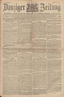 Danziger Zeitung : General-Anzeiger für Danzig sowie die nordöstlichen Provinzen. Jg.40, Nr. 23038 (18 Februar 1898) - Abend-Ausgabe. + dod.