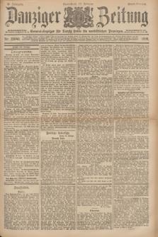 Danziger Zeitung : General-Anzeiger für Danzig sowie die nordöstlichen Provinzen. Jg.40, Nr. 23040 (19 Februar 1898) - Abend-Ausgabe. + dod.