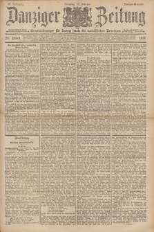 Danziger Zeitung : General-Anzeiger für Danzig sowie die nordöstlichen Provinzen. Jg.40, Nr. 23043 (22 Februar 1898) - Morgen-Ausgabe.