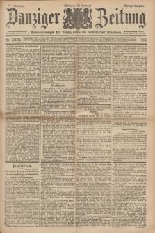 Danziger Zeitung : General-Anzeiger für Danzig sowie die nordöstlichen Provinzen. Jg.40, Nr. 23045 (23 Februar 1898) - Morgen-Ausgabe.