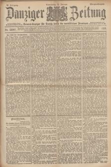 Danziger Zeitung : General-Anzeiger für Danzig sowie die nordöstlichen Provinzen. Jg.40, Nr. 23047 (24 Februar 1898) - Morgen-Ausgabe.