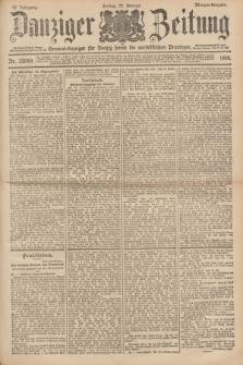 Danziger Zeitung : General-Anzeiger für Danzig sowie die nordöstlichen Provinzen. Jg.40, Nr. 23049 (25 Februar 1898) - Morgen-Ausgabe.
