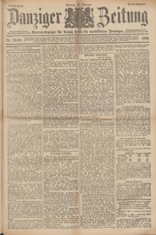 Danziger Zeitung : General-Anzeiger für Danzig sowie die nordöstlichen Provinzen. Jg.40, Nr. 23054 (28 Februar 1898) - Abend-Ausgabe. + dod.