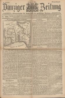 Danziger Zeitung : General-Anzeiger für Danzig sowie die nordöstlichen Provinzen. Jg.40, Nr. 23061 (4 März 1898) - Morgen-Ausgabe.