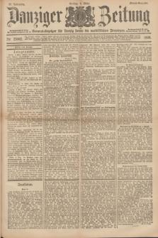 Danziger Zeitung : General-Anzeiger für Danzig sowie die nordöstlichen Provinzen. Jg.40, Nr. 23062 (4 März 1898) - Abend-Ausgabe. + dod.