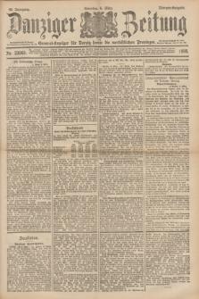 Danziger Zeitung : General-Anzeiger für Danzig sowie die nordöstlichen Provinzen. Jg.40, Nr. 23065 (6 März 1898) - Morgen-Ausgabe. + dod.