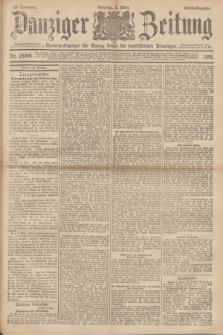 Danziger Zeitung : General-Anzeiger für Danzig sowie die nordöstlichen Provinzen. Jg.40, Nr. 23068 (8 März 1898) - Abend-Ausgabe. + dod.