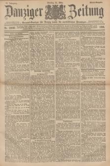 Danziger Zeitung : General-Anzeiger für Danzig sowie die nordöstlichen Provinzen. Jg.40, Nr. 23090 (21 März 1898) - Abend-Ausgabe. + dod.
