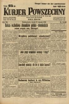 Kurjer Powszechny. 1935, nr29
