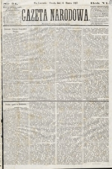 Gazeta Narodowa. 1867, nr54