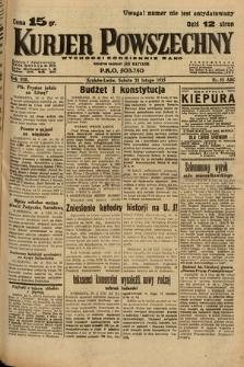 Kurjer Powszechny. 1935, nr53