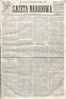 Gazeta Narodowa. 1867, nr59