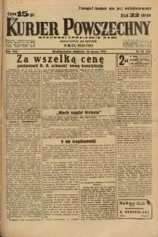 Kurjer Powszechny. 1935, nr82