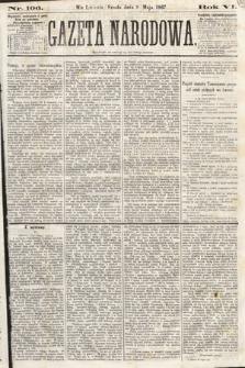 Gazeta Narodowa. 1867, nr106