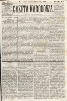 Gazeta Narodowa. 1867, nr107