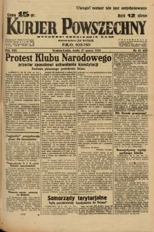 Kurjer Powszechny. 1935, nr85