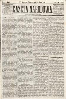 Gazeta Narodowa. 1867, nr117