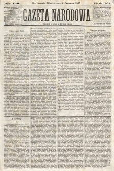 Gazeta Narodowa. 1867, nr128